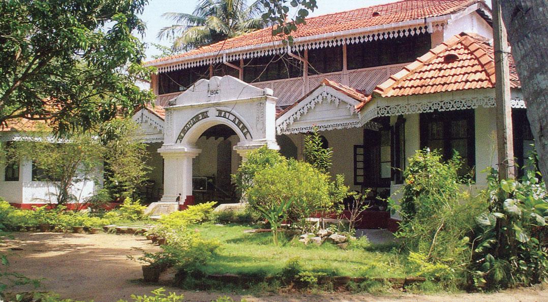 Heritage Buildings Of Sri Lanka The Architect