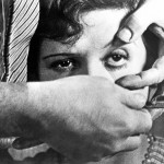 The ultimate surrealist shock scene from Luis Bunels film un chien andalou