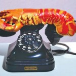 Lobster Telephone in the early 1930s, Dalí promoted the idea of the 'Surrealist Object,' of which this is a classic example