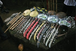 Angam Weapons